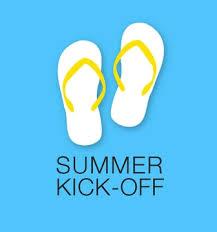 Summer kick off sale image