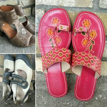 Fashionable Footware