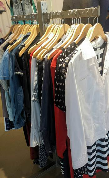 Our racks are full with new items!
